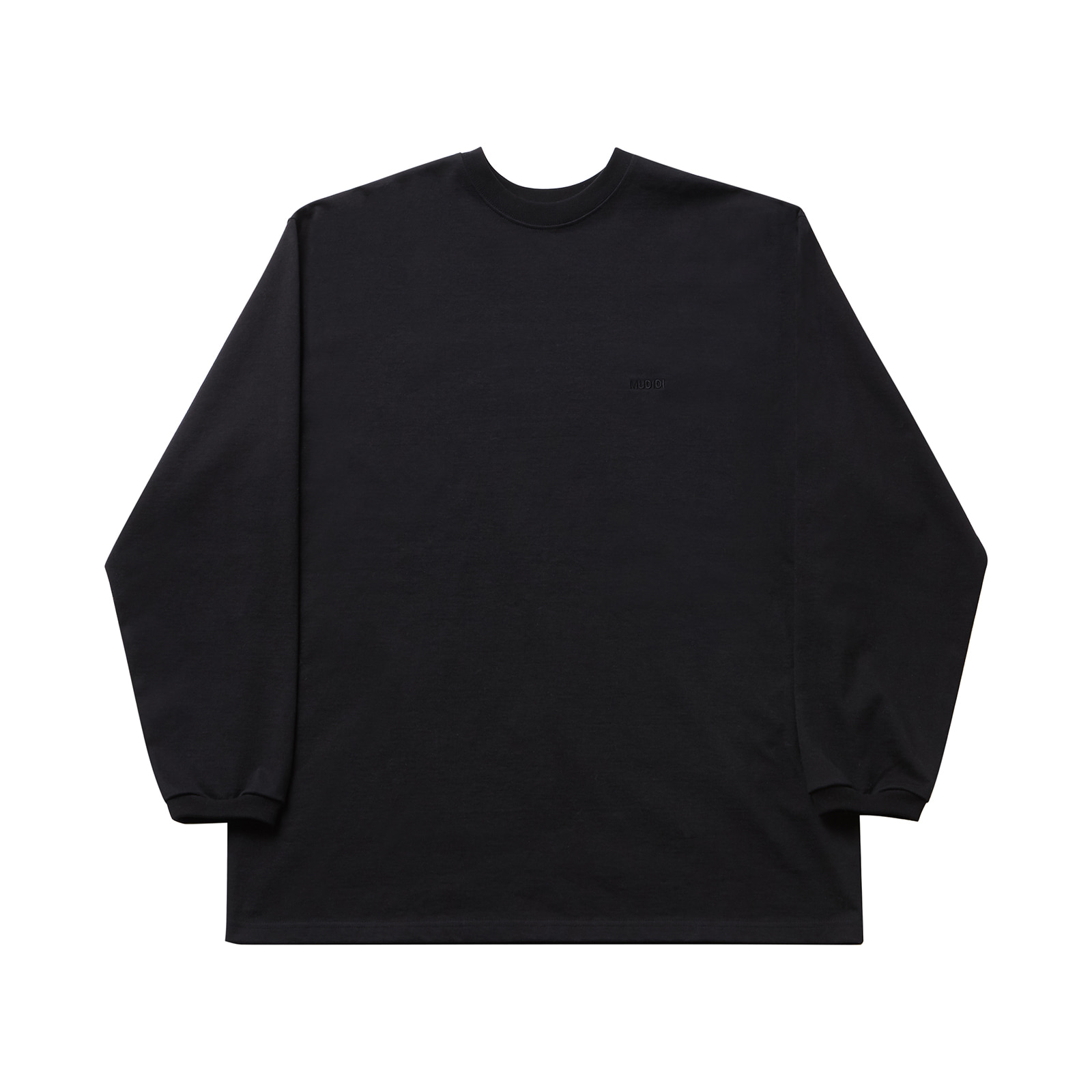 Long sleeve 001 balck(unisex)